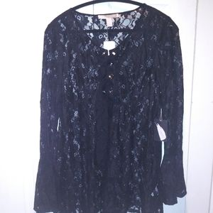 Forever 21 size small lace dress!
